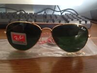 Ray Ban RB3025 B&L edition sunglasses for men and women medium size with all tags