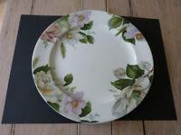 Royal Stafford bone china dinner plates