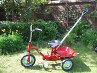 Judez tipper tricycle in great condition