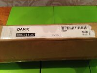 IKEA Davik storage/hanging unit