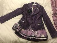 Ladies dress( jacket and skirt)