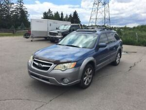2008 Subaru Outback 2.5i w/Limited Pkg Leather Roof