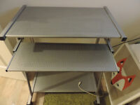 For sale metal Computer Desk