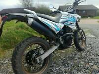 ***PRICE LOWERED FOR QUICK SALE***Sinnis Apache 125cc
