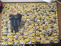The Minions 100 piece jigsaw puzzle by Ravensburger