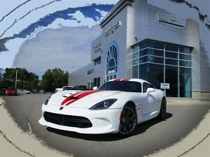 2015 Dodge SRT Viper **IN STOCK**VIPER SRT**LOW KM'S**CLEAN CARP