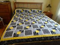 Quilt, beautiful hand made