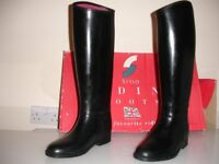 RIDING BOOTS LADIES SIZE 5½