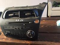 Honda Civic mk8 stereo