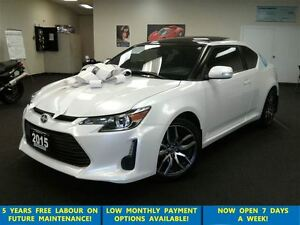 2015 Scion tC Prl White Pano Roof/Alloys/Btooth
