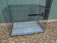 Large Dog Wire Crate, Cage