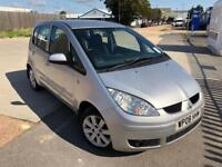 Mitsubishi Colt 1.5 Diesel SZ2 Automatic, Full Service History, Long MOT, Great Condition