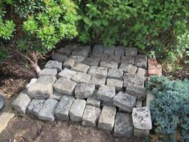 Cobbles/Sets - approx 120 sets of various sizes