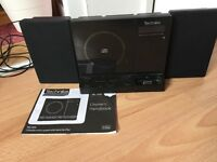 Technika CD/ radio micro system with iPod dock