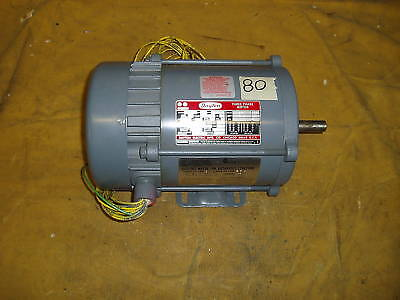 Dayton Industrial Electric Motor 12hp 3ph 230460