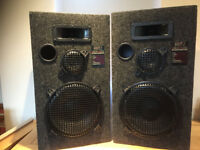 Good condion 2X 8810 Studio Speakers .American made