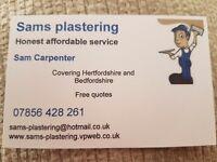 Sams plastering