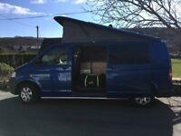 VW T5 Transporter T30 LWB Campervan