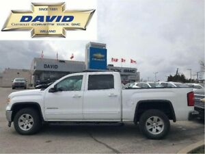 2014 GMC Sierra 1500 SLE CREW 4WD SHORT/ REMOTE START/ LOCAL TRA