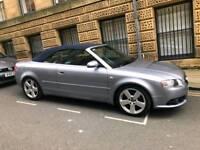 Audi A4 CABRILIOT