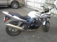 moto kawasaki Zr sport touring