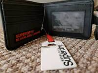 Superdry wallet brand new