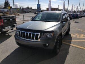2012 Jeep Grand Cherokee Laredo CUIR TOIT 60 000KM