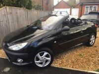**Peugeot 206cc convertible hard top**