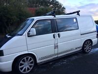 VW transporter T4, recent timing belt, new brake discs and pads all round