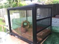 ReptiZoo Terrarium for Spider, reptiles Excellent condition