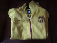 Barcelona Nike Top & Football Clothing Selection from £4
