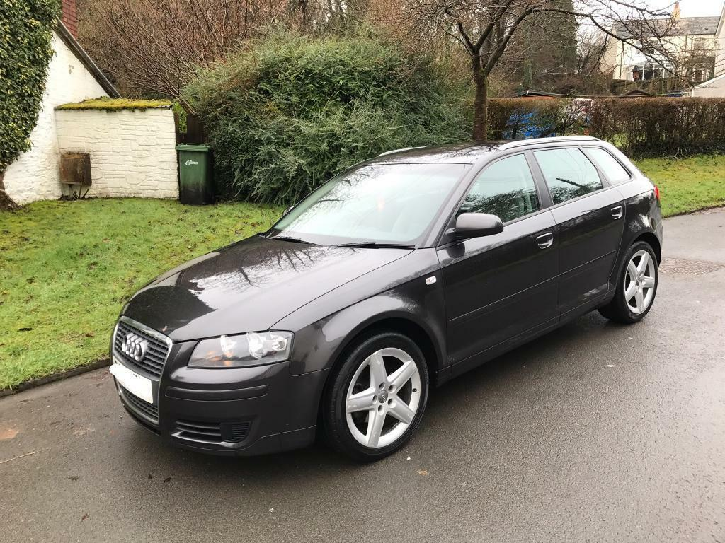 2006 audi a3 2 0 tdi sportback 170 in pontllanfraith caerphilly gumtree. Black Bedroom Furniture Sets. Home Design Ideas