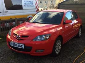 Mazda 3 5dr manual Red £1500ono
