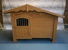 Dog house kennel
