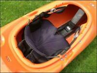 River Kayak . Wavesport Diesel.