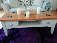 House of Kent 4 drawer coffee table