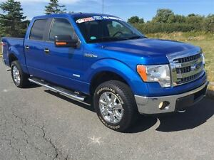 2014 Ford F-150 XLT|XTR WITH CHROME LUXURY PACKAGE|