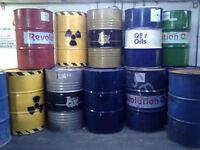Metal Steel oil barrel Drum can cut open barrels/drums lids, + delivery service