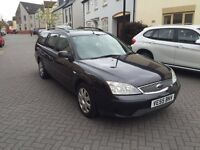 FORD MONDEO ESTATE 2005 DIESEL! 12 MONTHS MOT! VERY RELIABLE CAR!