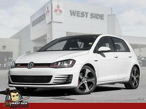 2015 Volkswagen Golf Autobahn-Satellite Radio-Premium Sound Syst