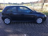 2005 Vauxhall Corsa SXi 1.2 16v, 3Door, Petrol, Manual, MOT'ED 13 Months*, Very Clean
