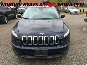 2016 Jeep Cherokee Sport**NEW ARRIVAL**BLUETOOTH**