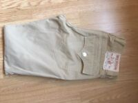 TRUE RELIGION JEANS SIZE 30 BEIGE HIGH QUALITY RRP £275