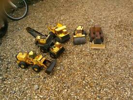 Selection Of Tonka Toys, Requiring TLC