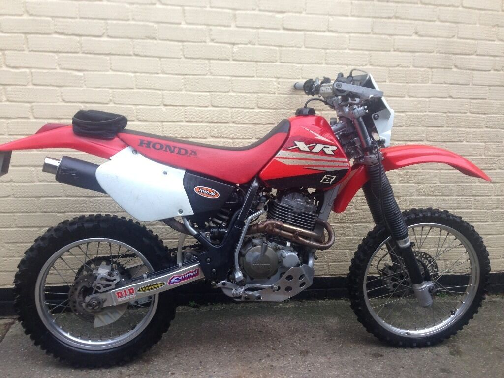 honda xr 400 xr400 enduro in long melford suffolk gumtree. Black Bedroom Furniture Sets. Home Design Ideas