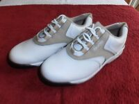 """Ladies """" FOOTJOY """" NEW. leather Golf Shoes,"""