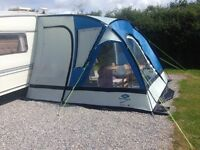 Sunncamp Platinum Vision XL 'quick erect' Caravan Awning - used once