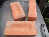 Reclaimed hand made Bricks over 500