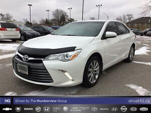 2015 Toyota Camry 4-Door Sedan XLE 6A | ONE OWNER | ACCIDENT FRE