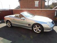 2004 mercedes sl350{excellent spec,finance,warranty ava}